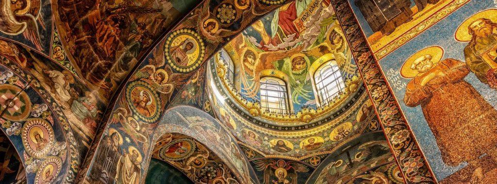 la mozaique de saint sauveur