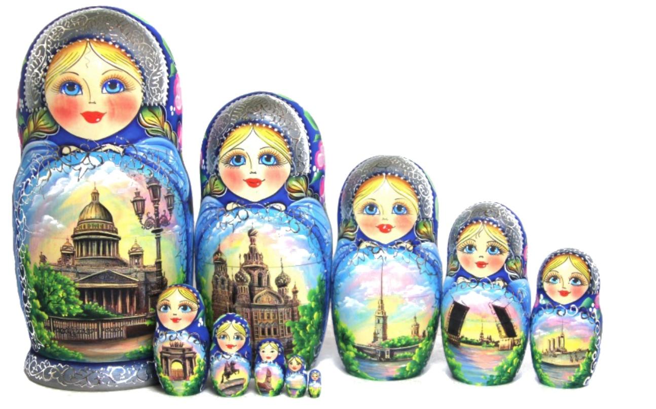 matrechka russe