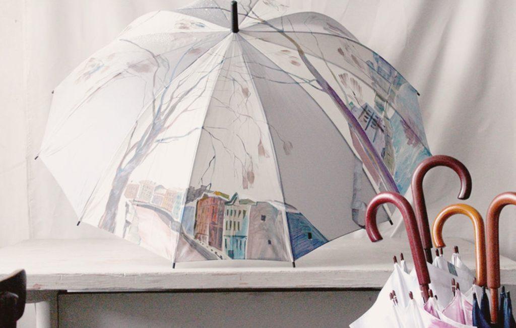 parapluie Saint-Pétersbourg