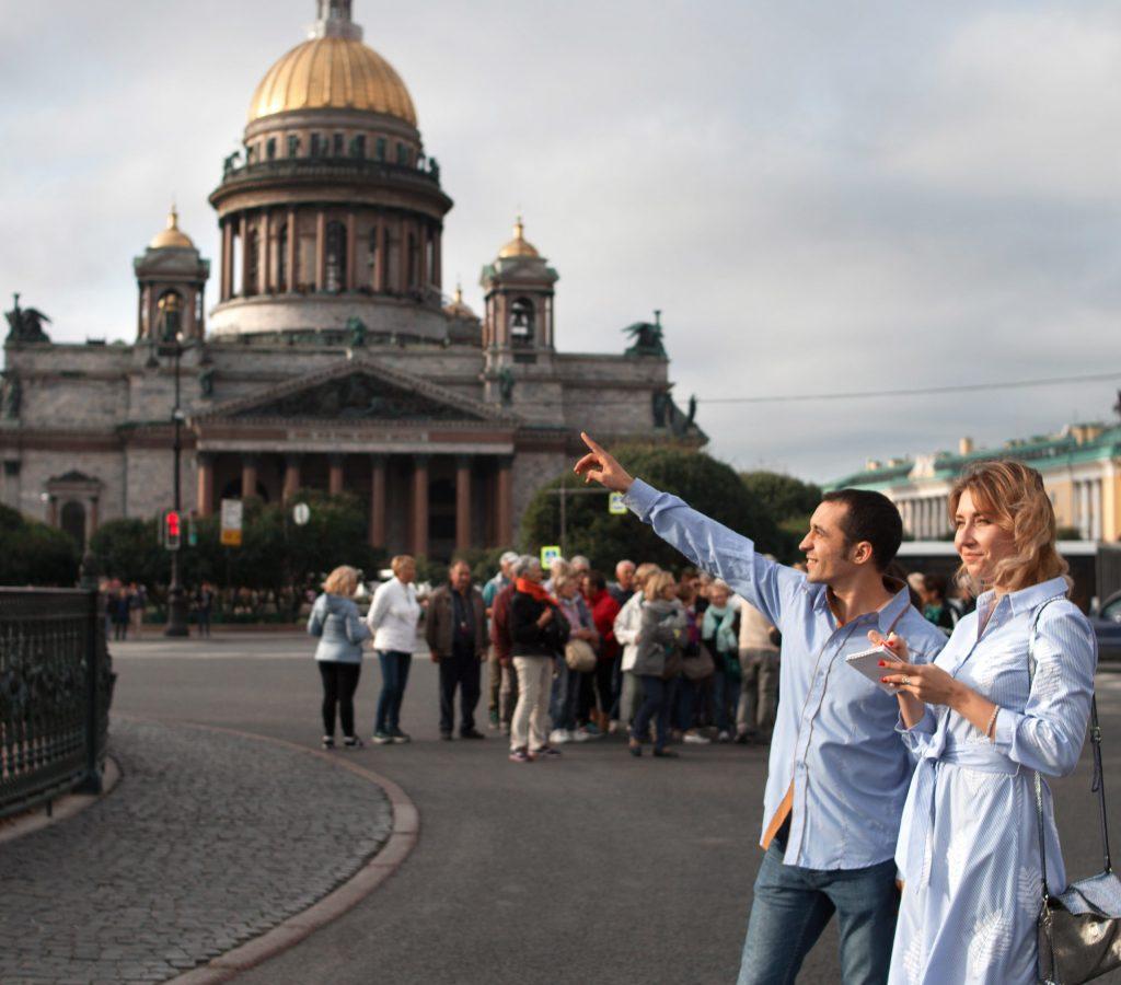 1 jour à Saint Pétersbourg