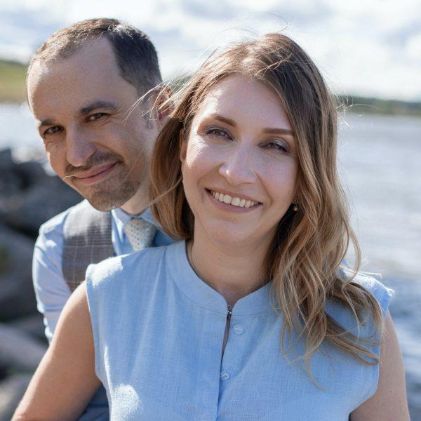Les guides Irina et Anouar