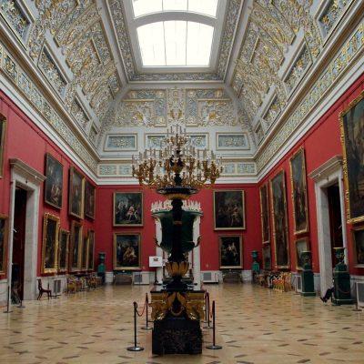 L'art Italien à l'Ermitage