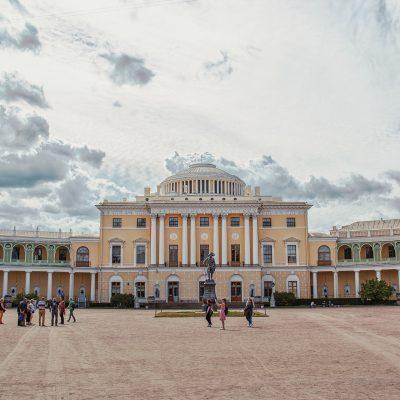 Le palais Pavlovsk