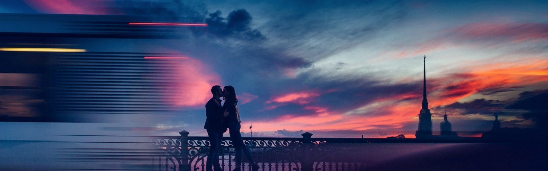 Saint-Pétersbourg romantique