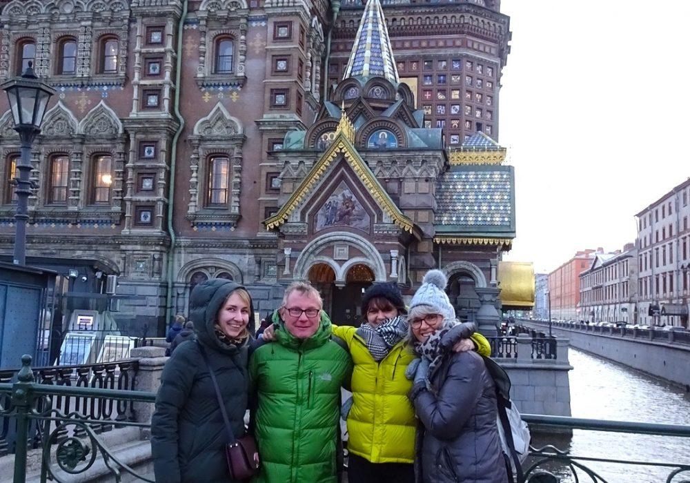 Saint-Sauveur à Saint-Pétersbourg