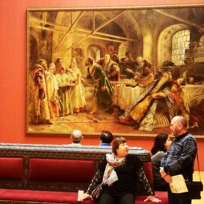 au musée russe