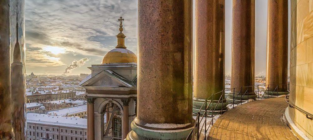 colonnade saint isaac