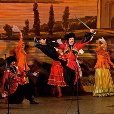 danse des cosaques