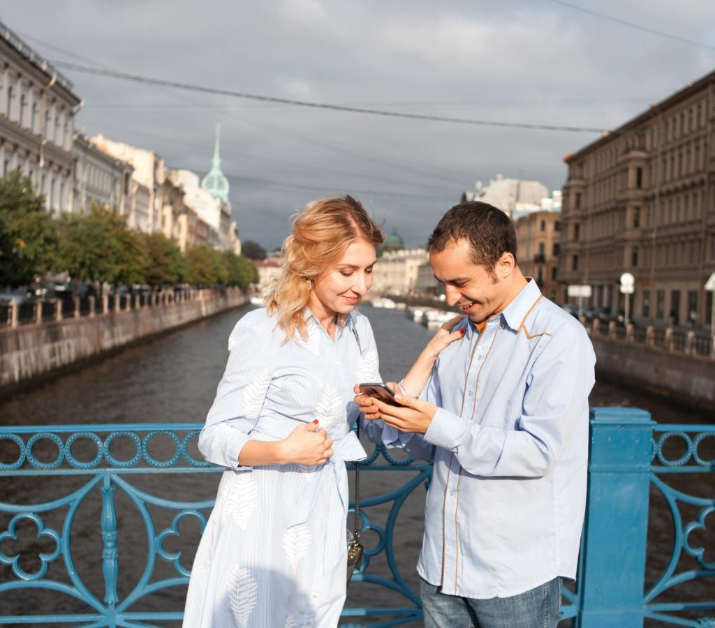 guide francophone Saint-Pétersbourg