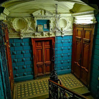 immeuble de location à Saint-Pétersbourg