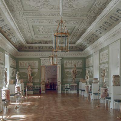 la salle des chevaliers de malte à Pavlovsk