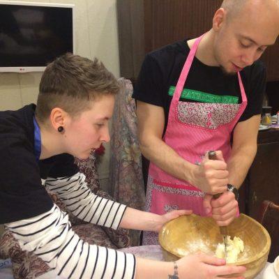 la tarte russe