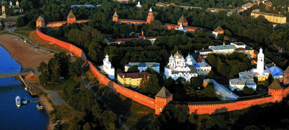 le Kremlin de Novgorod