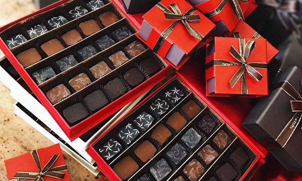 le chocolat russe