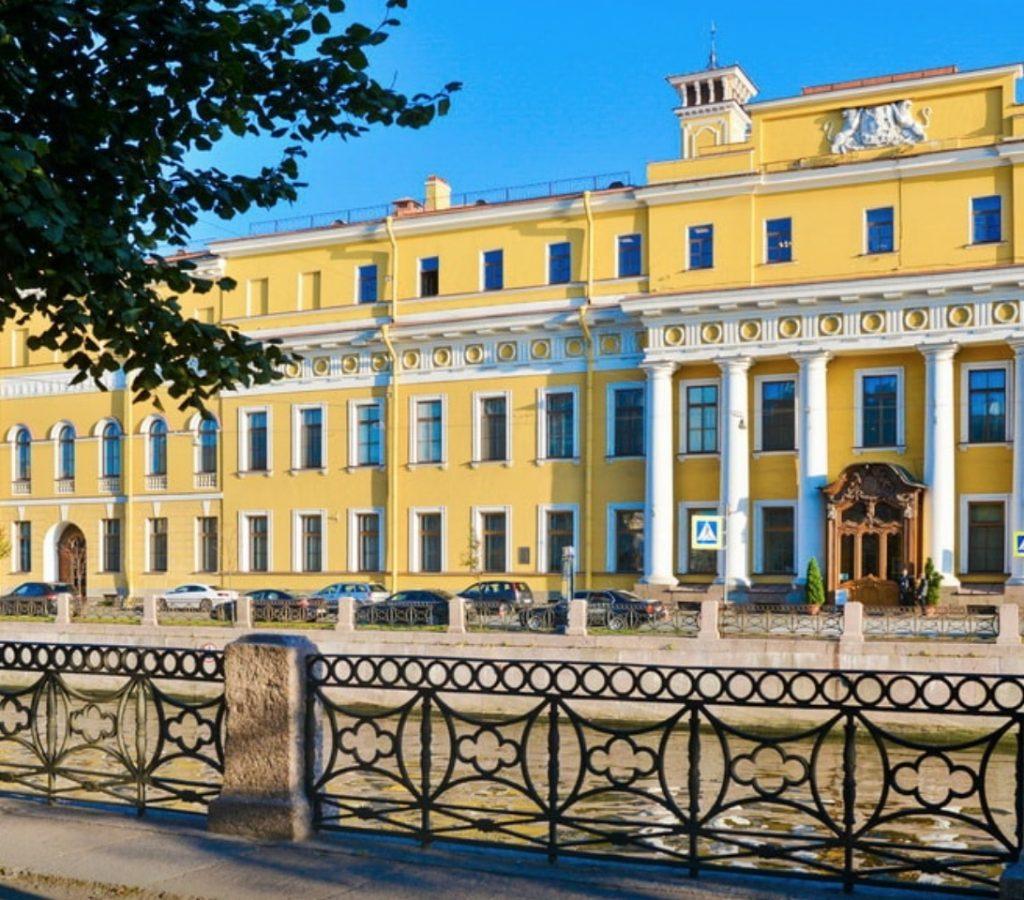 le palais Youssoupov