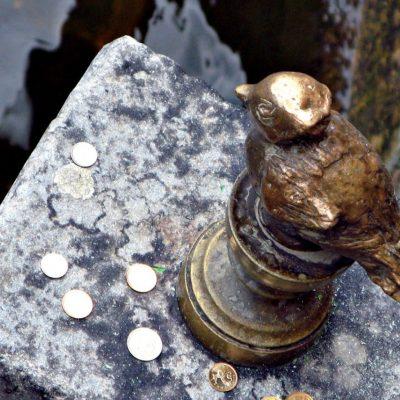 le plus petit monument de Saint-Pétersbourg