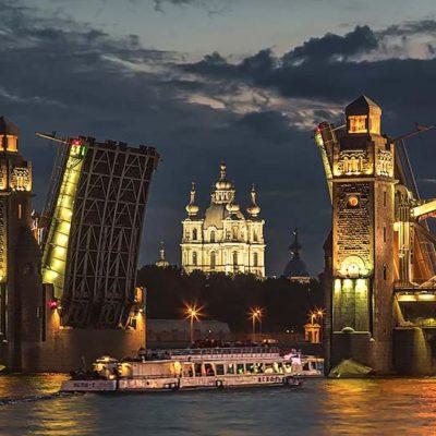 le pont pierre le grand