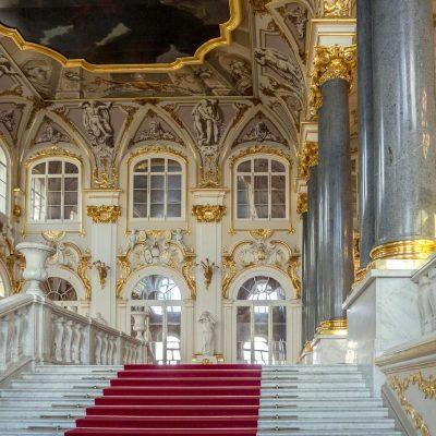 l'escalier des ambassadeurs