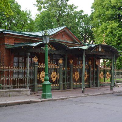 cabane de Pierre I