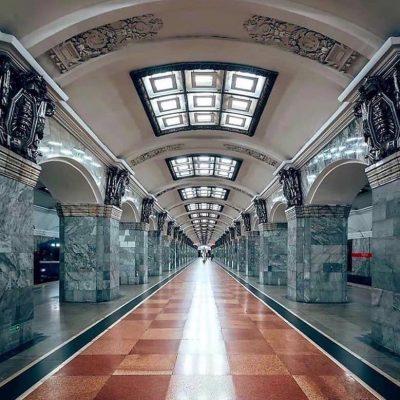 station metro kirovsky zavod